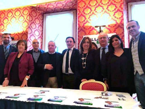 Presentazione lista Fontana Presidente collegio di Monza e Brianza